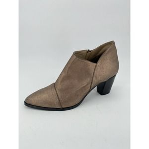 Italeau Marisa Waterproof Bootie Leather Ankle